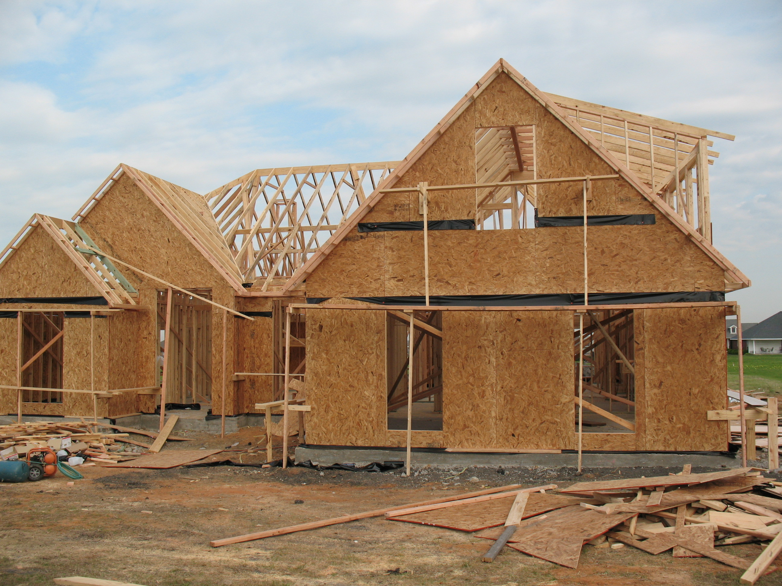 8 top photos ideas for home construction site building for Home builder website